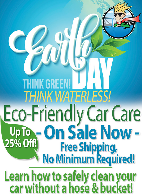 Eco Car Care & Free Shipping No Minimum Required!